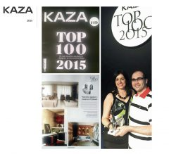 Prêmio Kaza Top 100 2015